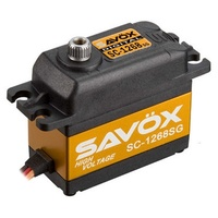 SAVOX SC-1268SG High Torque Metal Gear Servo