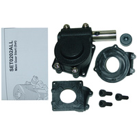GV SET0202ALL REPLACEMENT BACKPLATE KIT FOR ESTART.