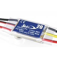 #Swift 20Amp ESC Aircraft