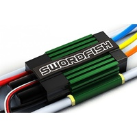 #Swordfish 120amp ESC for Marine