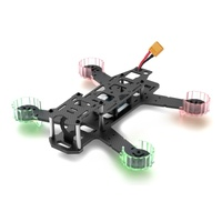 #Racing Frame 210 W/leds and power board