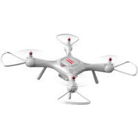 SYMA X25 GPS FPV Drone,12 minute flight time, headless mode, one key take off/land, hover function