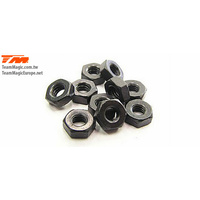 3mm Flat Locknut (10)