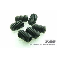 3x3mm Set Screw (6)
