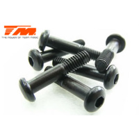 3x14mm Button Head Screw (6)