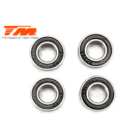 8x16x5mm Bearing-Black