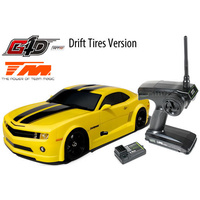 1/10 Nitro - 4WD Drift - RTR - Pull Start - Team Magic G4D CMR