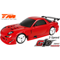 1/10 Nitro - 4WD Touring - RTR - Pull Start - 2-Speed - Team Magic G4D TC RX7502019