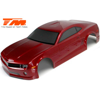 Body - 1/10 Touring / Drift - 195mm - Painted - no holes - CMR Dark Red