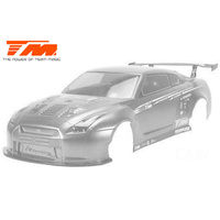 Body - 1/10 Touring / Drift - 190mm - Clear - R35