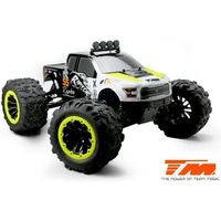 E6 Raptor EP Monster Truck 6S Yellow