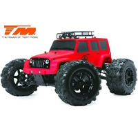 J-STAR Red 6s truck with 150amp/2250KV