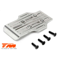 CNC Rear Chassis Guard opt. E5