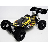 B8ER 1/8th Electric Buggy RTR Black