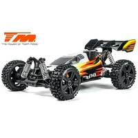 1/8 Nitro - 4WD Buggy - RTR - Pull Start - Team Magic B8JR
