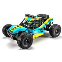 Car - 1/8 Electric - 4WD Desert Truck - RTR - 2500kv Brushless Motor - 3-4S - Waterproof - Team Magic 4SETH Green/Black
