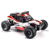 Car - 1/8 Electric - 4WD Desert Truck - RTR - 2500kv Brushless Motor - 3-4S - Waterproof - Team Magic 4SETH Red/Black