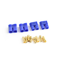 EC3 3.5mm plug(Male&Female) 2pairs/bag