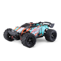 Tornado RC 1/18 4WD RTR High speed truck 2.4g 35KM 20 Minute runtime Green Body