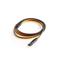 90cm 22AWG Hitec straight Extension wire