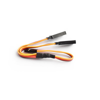 15cm 22AWG JR straight Y Extension wire