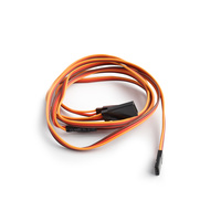 90cm 22AWG JR straight Y Extension wire