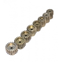 32DP 17T pinion gear(3.175mm)