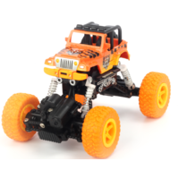 1:22 4WD graffito Jeep climber Orange