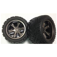 1/12 Scale tyre set
