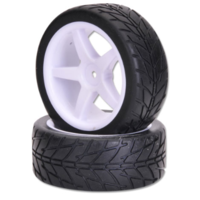 Tornado RC 1/10 Offroad Rally  FR Tyre set
