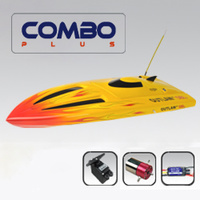 Thunder Tiger Outlaw JR Brushless Boat (No Radio or RX)