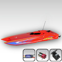 Thunder Tiger Madcat Brushless Boat (No Radio or RX)