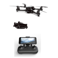 GPS drone with wide angle 2K camera