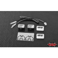 RC4WD 1/10 Detailed Square IPF Lights w/LED