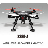 #X380 Quadcopter w/1080P HD Camera, GPS