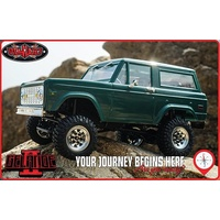 RC4WD 1/18 Gelande II RTR w/BlackJack Body Set