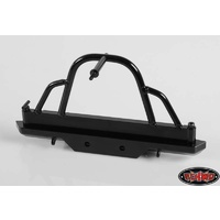 Rampage Recovery Rear Bumper with Swing Away Tire Carrier