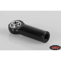 M4 High Precision Billet Tie Rod End w/Ball Lip (Black) (10)