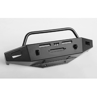 RC4WD Warn Rock Crawler Front Winch Bumper for Trail Finder 2