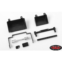 RC 4WD TF2 LWB Body Mounting Kit for Land Cruiser LC70
