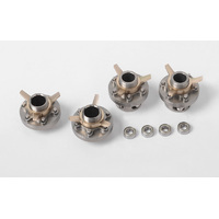 RC4WD ¼ Scale Knock Off Hub Set (FR/RR)