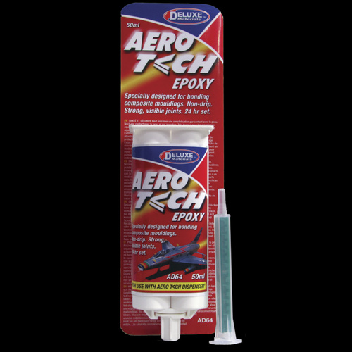 DELUXE MATERIALS AD64  AERO TECH 50ML CARTRIDGE