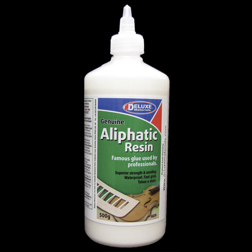 DELUXE MATERIALS AD9  ALIPHATIC RESIN 500G X 1