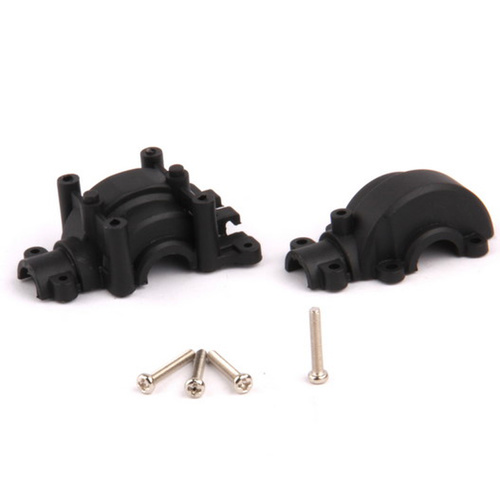 HELION HLNA0105 GEARBOX SET. FRONT AND REAR. RRM (DOMINUS. SC)