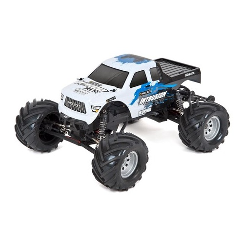 1/10 SCALE INTRUSION 10MT XLR RTR 2WD MONSTER TRUCK WITH 2.4GHZ RADIO