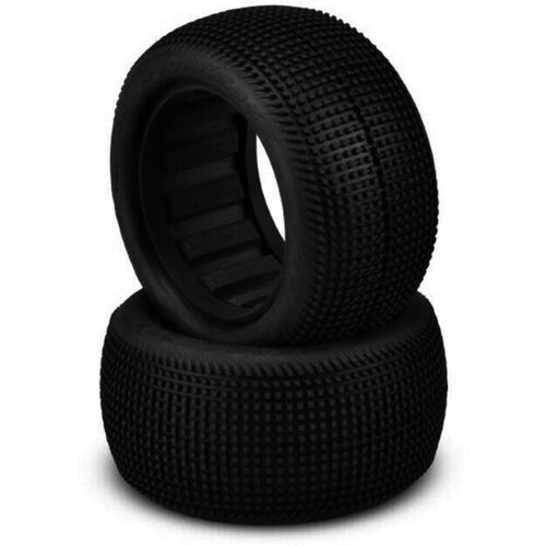 "Sprinter 2.2 - Buggy Rear blue compound Fits - 2.2"" 1/10th buggy rear wheel Includes Dirt-Tech closed cell inserts"