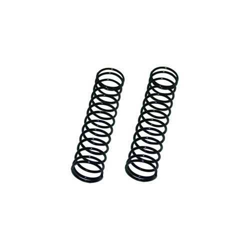 GV MV1393BA SHOCK SPRING REAR (1.7MM X 80.5MM) BLACK