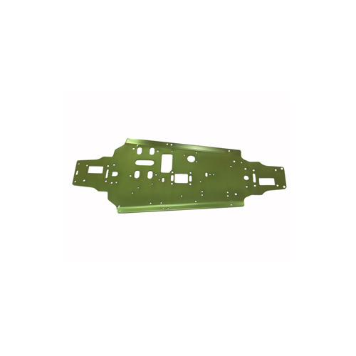 GV MV3016GR CHASSIS  3MM <GREEN>
