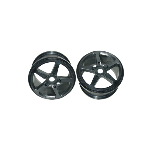 GV MV37020BA 1/6 RACING WHEEL  BLACK
