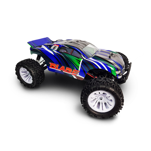 Sword MT Brushless RTR w/ESC, 3650 motor, 7.4V 3250mAH , 2.4G radio, alum shocks, balance Charger, R0099, R0201